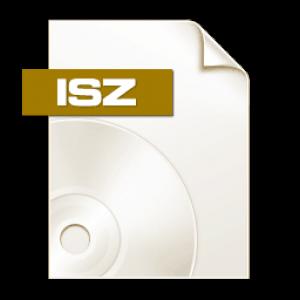 Чем открыть файл формата ISZ