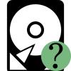 Исправление ошибки CRC жёсткого диска