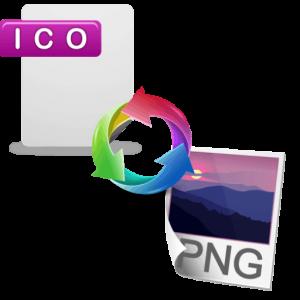 Как изменить формат ICO на PNG