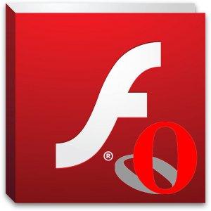 Не работает Flash Player в браузере Opera