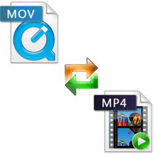 Конвертируем MOV в MP4