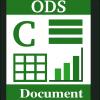 Какой программой открыть файл ODS?