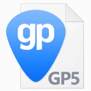 Как открыть файлы с расширением GP5