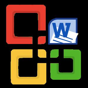 Ставим ударение над буквой в MS Word
