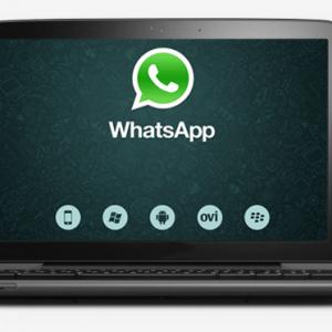 Как запустить WhatsApp на компьютере?