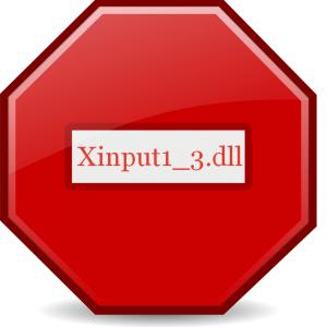 Устранение ошибки отсутствия файла Xinput1_3.dll
