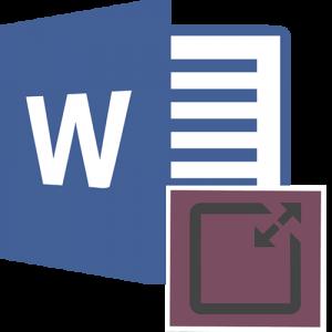Обрезаем картинку в MS Word