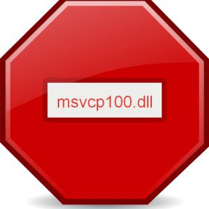 Устранение ошибки отсутствия на компьютере файла msvcp100.dll