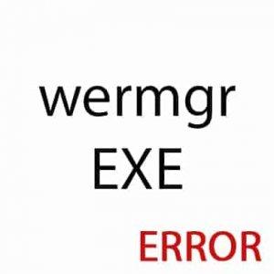 Сбой в работе Wermgr.exe