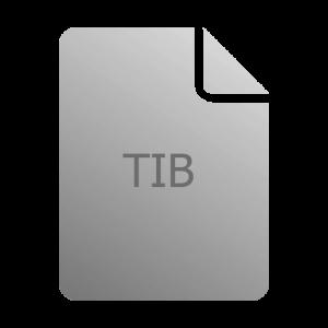 Чем открывать файлы формата TIB