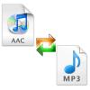 Переделываем формат AAC в MP3