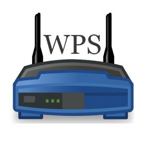 WPS на роутере
