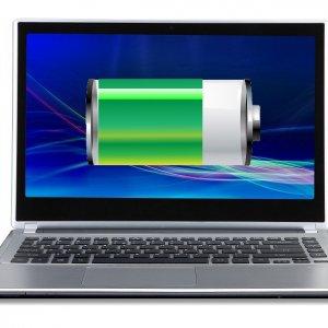 Ноутбук не заряжается на 100%