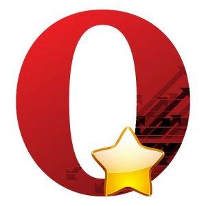 Где располагаются закладки в Opera и как их экспортировать?