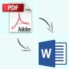 Как преобразовать PDF в Word онлайн