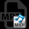 Преобразование формата MP3 в MIDI