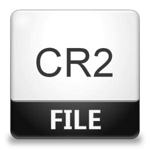 Чем открыть файл с расширением CR2?