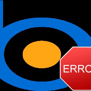 Как устранить ошибку «Прекращена работа программы BSvcProcessor»