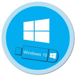 Создание загрузочной флешки Windows 10 с Rufus