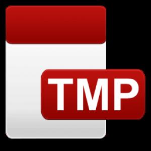 Чем открыть файл формата TMP