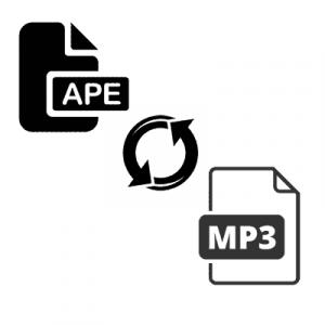 Преобразование формата APE в MP3