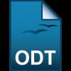 Чем открыть ODT-файл?