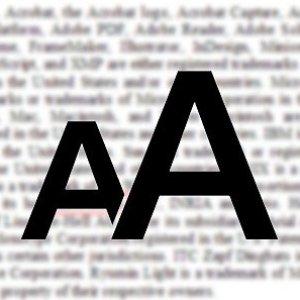 Как увеличить шрифт на компьютере