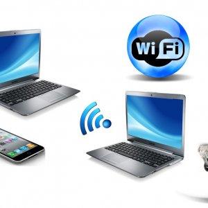 Как раздавать Wi-Fi с ноутбука?