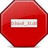 Устраняем ошибку отсутствия файла D3dx9_31.dll