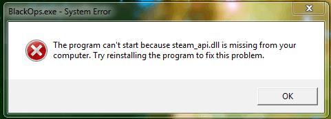 Steam_api.dll скачать