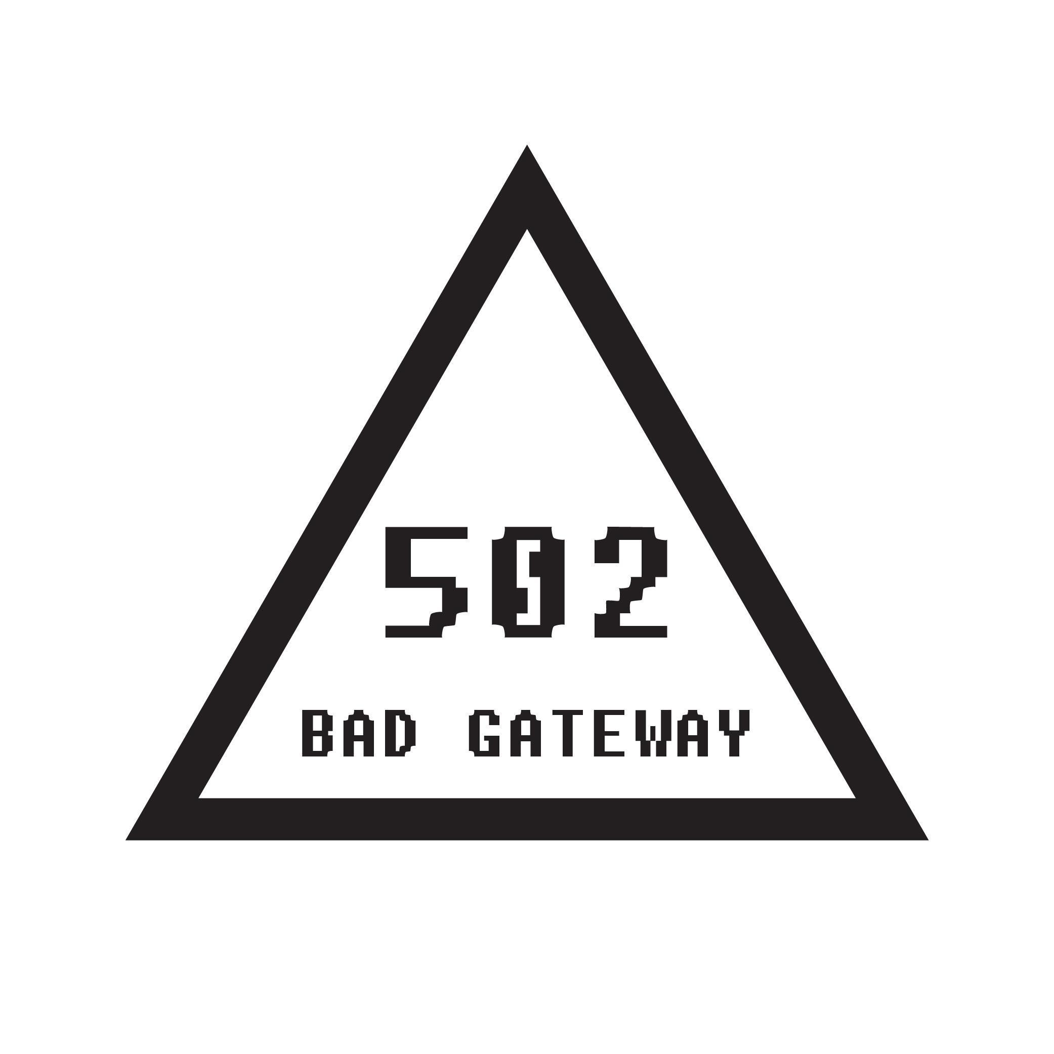 502 bad gateway - что это