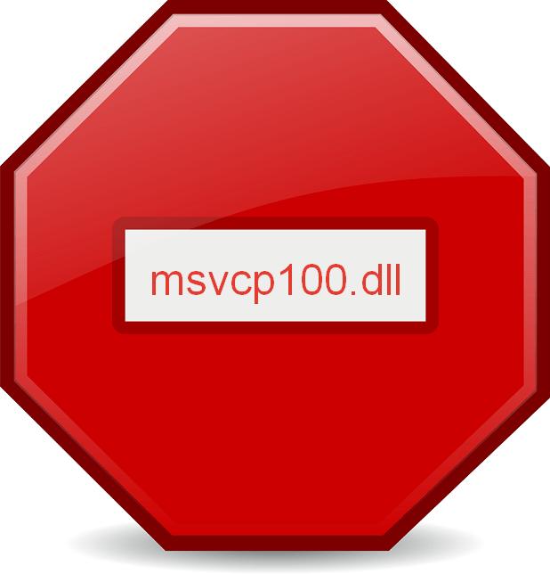 msvcp100.dll скачать бесплатно для Windows 7