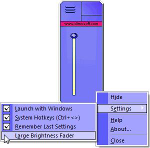 Как сделать экран ноутбука ярче Windows XP
