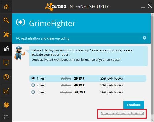 Grimefighter - как активировать бесплатно