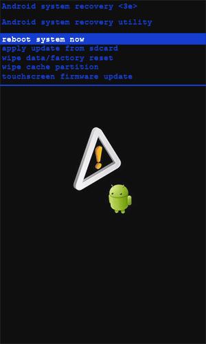 Как убрать графический ключ с Андроида