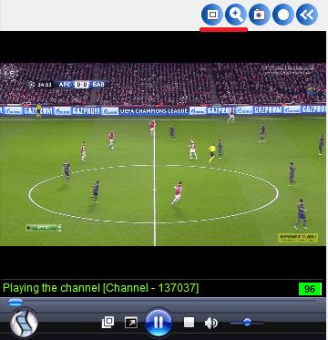 Как смотреть футбол через Сопкаст