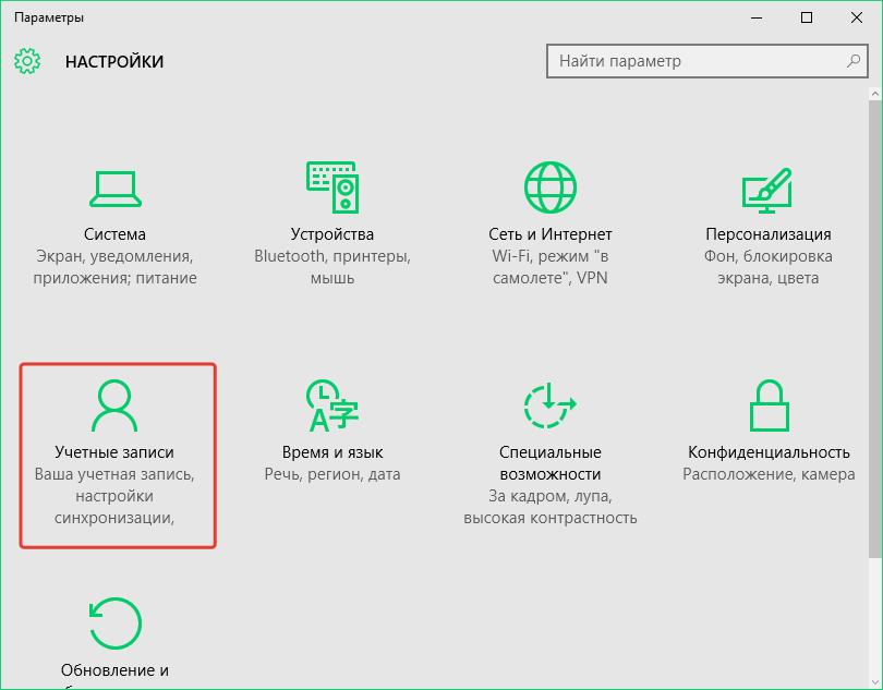 Как запаролить компьютер