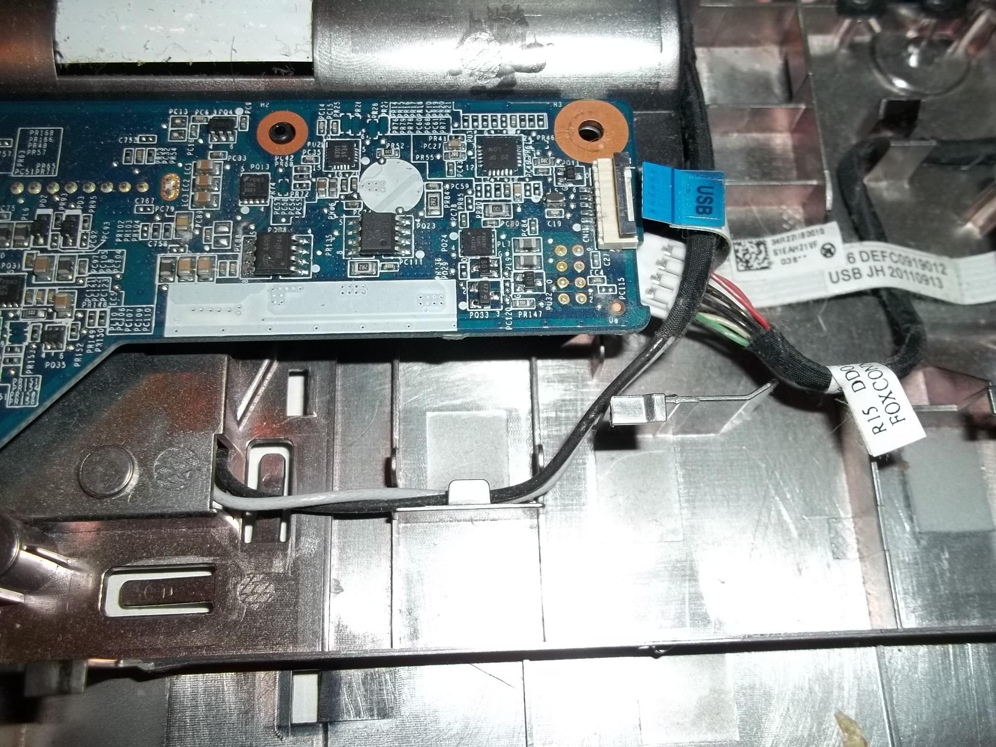 Кулер для ноутбука HP Pavilion g6