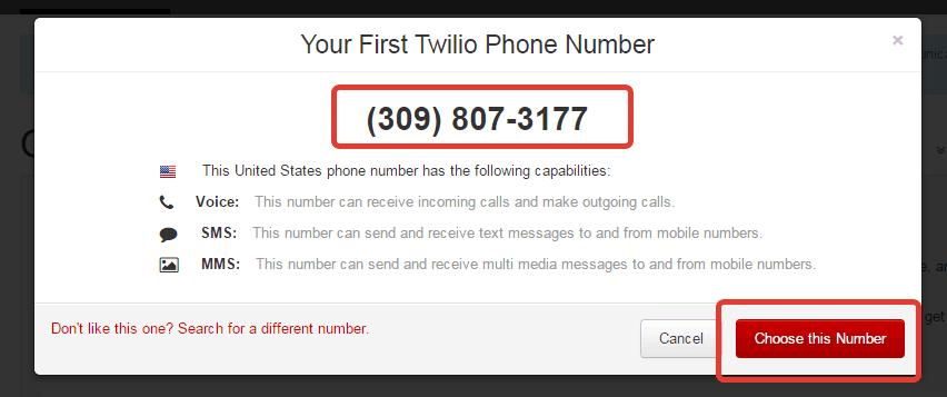 Виртуальный номер для СМС