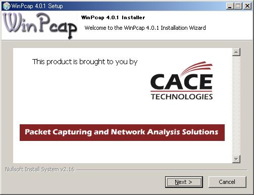 WinPcap - что это за программа