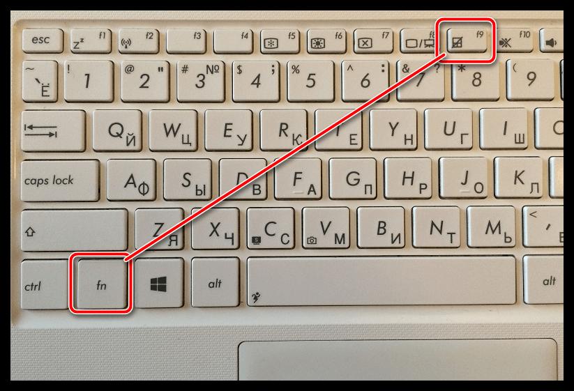Почему не работает проводная мышка на ноутбуке