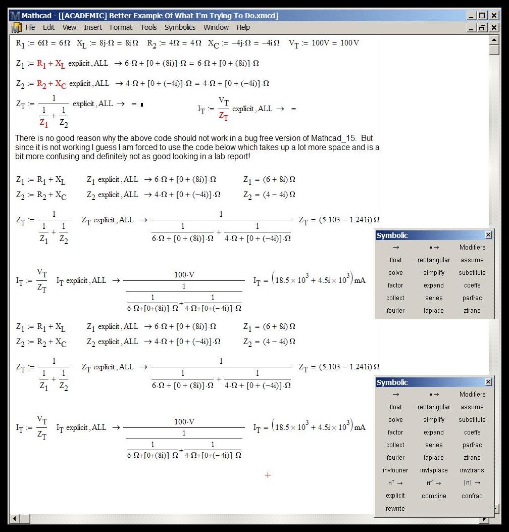 Скачать Mathcad бесплатно