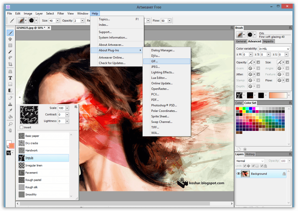 Скачать программы для рисования на компьютере бесплатно