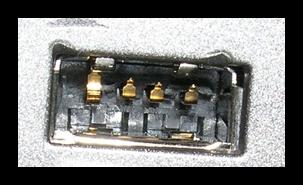Сломан изолятор в USB порту