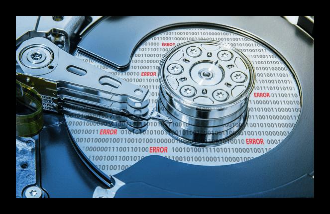 Битые сектора на жёстком диске