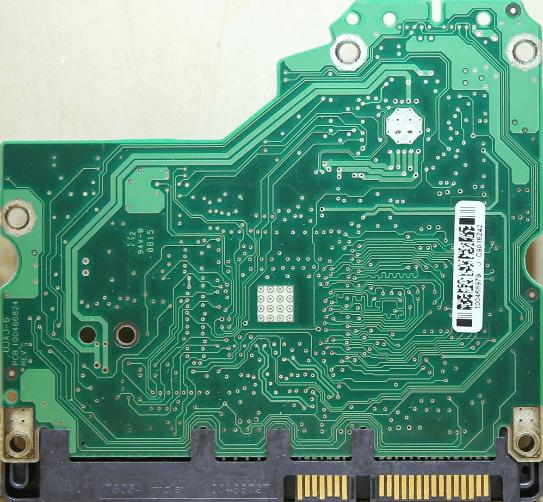Повреждение контроллера жёсткого диска