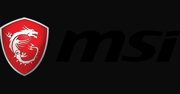Производитель материнских плат MSI